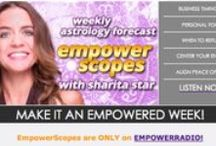 """Podcast Forecasts: Empowerscopes / Weekly Advice for Every Sign to plan for your success! Don't forget to TUNE-IN and Empower Your Week with the lastest Empowerscope! Refreshed Every Sunday at 9am EST on Empower Radio! 