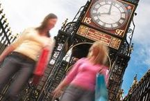 Local Attractions / Some of the best attractions in Manchester and Chester for a fun-filled family day out...