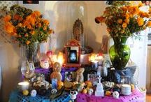 Sacred Spaces / Ideas for Home Altars and other Devotional Spaces / by Joan Howland