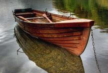 Reflections - Boats