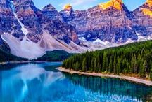 Travel-Canada / Places to spend time exploring and experiencing - not just pass through