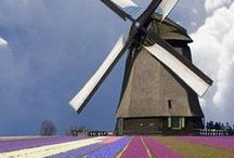 Travel-Netherlands / Places to spend time exploring and experiencing - not just pass through