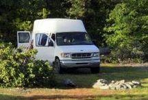Travel-Campervans or RV's