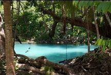 Travel-South Pacific Islands / VANUATU, FIJI, NEW CALEDONIA, BORA BORA, TAHITI, RAROTONGA COOK ISLANDS, NIUE, SAMOA, PITCAIRN ISLAND.  Places to spend time exploring and experiencing - not just pass through