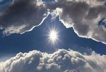 Awesome Nature - In the Sky / The beauty, the awesomeness and power of nature in the world around us