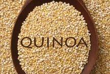 Food - Quinoa / Recipes and ways to use Quinoa