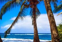 Travel-Hawaii / Places to spend time exploring and experiencing - not just pass through