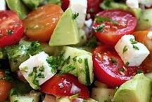 Food - Salads & Dressings / Healthy Salads and dressings