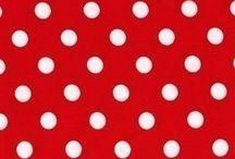 Colour - Polka Dots / I love spots