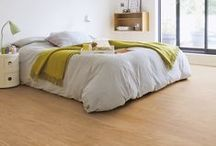 BEDROOM inspiration / SWEET DREAMS IN STYLE: A NEW #FLOOR FOR YOUR #BEDROOM  http://www.quick-step.com