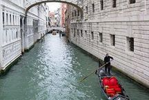 Travel-Italy-Venice / Places to spend time exploring and experiencing - not just pass through