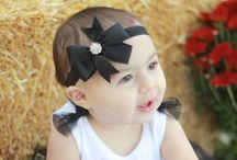 Baby Hair Accessories and Child Hair Accessories in Solid Colors / Baby and Child Hair Accessories in Solid Colors. Baby Headbands, Infant Headbands, Child Headbands, Baby Hair Clips, Child Hair Clips, and Child Hair Bows. All of these are featured at The Princess Express.