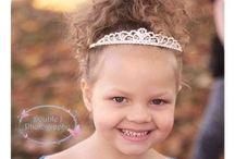 Princess Tiaras / Beautiful Tiara Headbands, Princess Tiaras, and Tiara Hair Combs for Girls.  The Princess Express specializes in Tiaras for Your Little Girl.