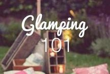 Chocolate Glamping / Glamorous camping with chocolate. Everything is better when you add chocolate!