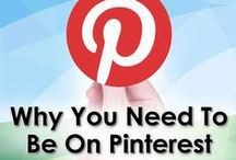Pinterest Facts & Tips / Pinterest is great for businesses. Use it to make your business stand out.