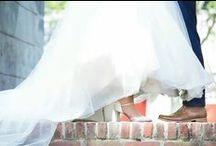 Bruidsfotografie / Samen nog eens mooie foto's maken in jullie bruidskleding na jullie grote dag? Hier wat voorbeelden!