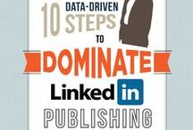 LinkedIn Facts & Tips / LinkedIn is a great tool for businesses. Get the most out of your presence there.