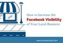 Facebook Facts & Tips / What's new at Facebook. Facts and tips to help your business use Facebook more effectively.