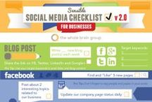 Biz Tools - Social Media / Social media is where it's at! Here's a collection of words of wisdom and best practices.
