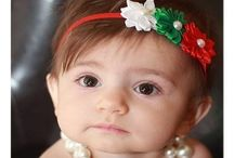 Christmas Photography/Photo Shoot Ideas for Babies, Toddlers, and Kids / Collecting ideas for an upcoming Christmas photo shoot for The Princess Express. The Princess Express is an online boutique store specializing in baby/child clothing and accessories. We carry baby and child headbands, hair clips, bows, bloomers, tutus, tiaras, and more.