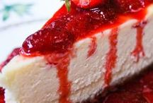 Food - Cheesecakes / Cheesecakes.... yummy to eat and beautiful to look at