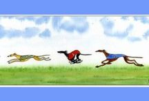 Greyhound Gifts / Ideas for Christmas, birthdays or anytime you need a gift. You can get yourself a little something too.