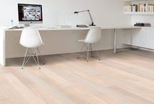 OFFICE inspiration / THE PERFECT #QUICK-STEP FLOOR FOR YOUR #OFFICE, #WORKSPACE AT HOME