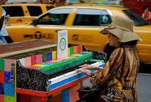 Piano music studio / Teaching