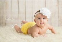 Adorable Baby Girl Bloomers / A Collection of Fun and Fashionable Style Ideas of Adorable Baby Girl Bloomers and Diaper Covers for Infants and Toddlers.
