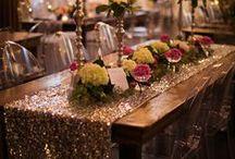 Glitzy Wedding Theme