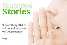 Success Stories / Testimonies.