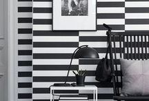 BLACK & WHITE trend / This board is an ode to the eternal beauty of black & white. Let's get inspired!