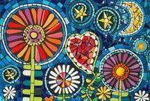 Art: Mosaics / Amazing creations using tile!