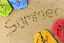 Summer / Celebrating the joys of summer and everything it has to offer!