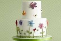 Cakes / Stunning wedding and other cakes.