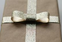 Pretty Packages / Amazing and beautiful gift wrapping ideas.