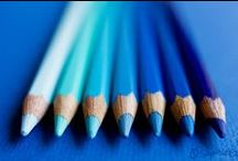 Color Story: Blue / All kinds of lovely blue things!