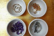 Jewelry Care / Tips and advice on jewelry care, organization and storage.