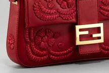 Fendi Baguette / It was the first 'it' bag after Carrie Bradshaw carried it in Sex and the City. It is compact, yet it fits a lot of things inside it, and it comes in a wide array of materials and colors.