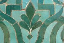 Tile / All kinds of tile, in all colors, finishes and patterns.