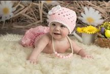 Crochet Hat Ideas, Designs, and Styles for Girls, Babies, Toddlers, Children, and Kids / Sharing and collecting ideas for Newborn, Infant, Baby, Toddler, and Child Crochet Hats for Girls.