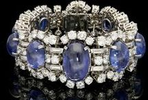 Magnificent Jewels: Sapphire / Important sapphire jewelry.
