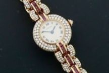 Magnificent Jewels: Watches / Beautiful high end watches that are truly works of art.
