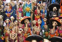 Dia de los Muertos / Dia de los Muertos (Day of the Dead) is a beautiful Mexican tradition in which we honor and remember those who have gone on before us. It is celebrated on November 2nd.