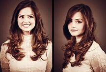 Jenna Coleman / My unhealthy obsession with one person all in one place