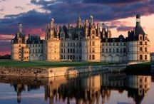 Reflections - Castles, Buildings / Beautiful reflections of castles and old buildings.