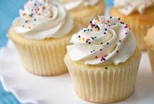 Cupcakes / Amazing cupcakes that are too pretty to eat!