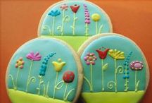Cookies / Cookies that are works of art! So gorgeous.