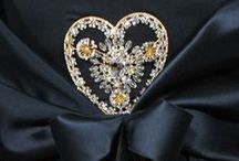 Hearts in Fashion / Hearts you wear in clothes and accesories.