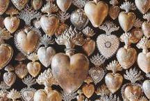Hearts so Old / Antique hearts.
